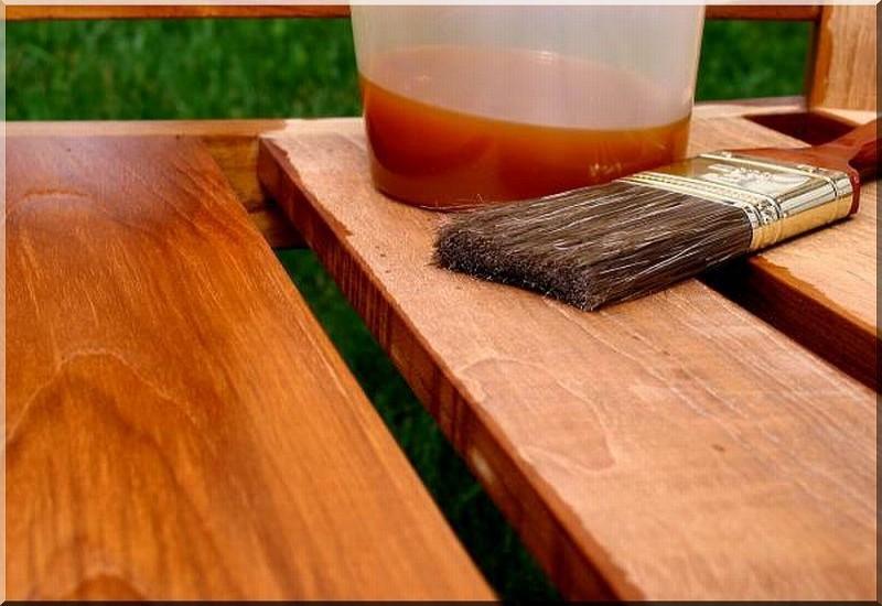 Обработка древесины антисептиками – особенности и нюансы
