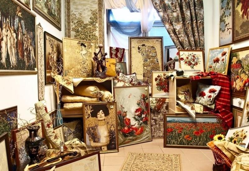 Применение картин в дизайне помещения - это красота, комфорт и уют!