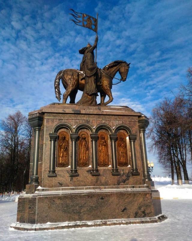 золотое кольцо россии владимир с фото