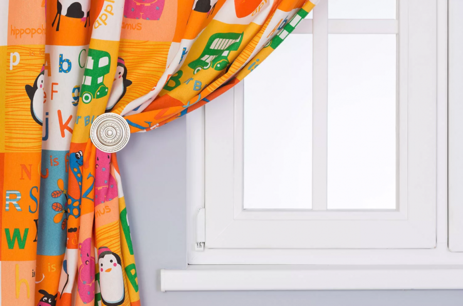 шторы , шторы в детскую , шторы для детской