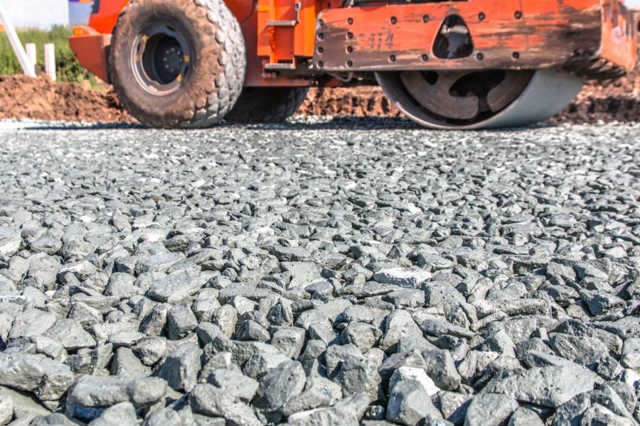 строительный материал, щебень, бетон